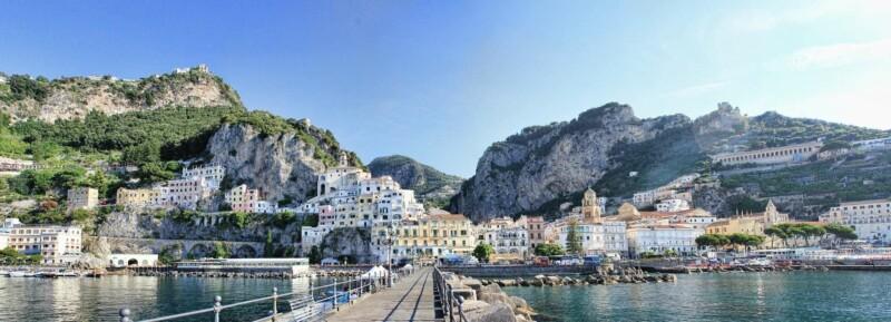 Amalfi Coast Italy, best places