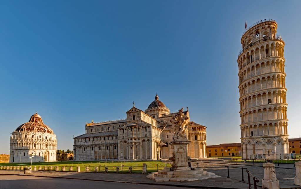 City of Piza, Italy