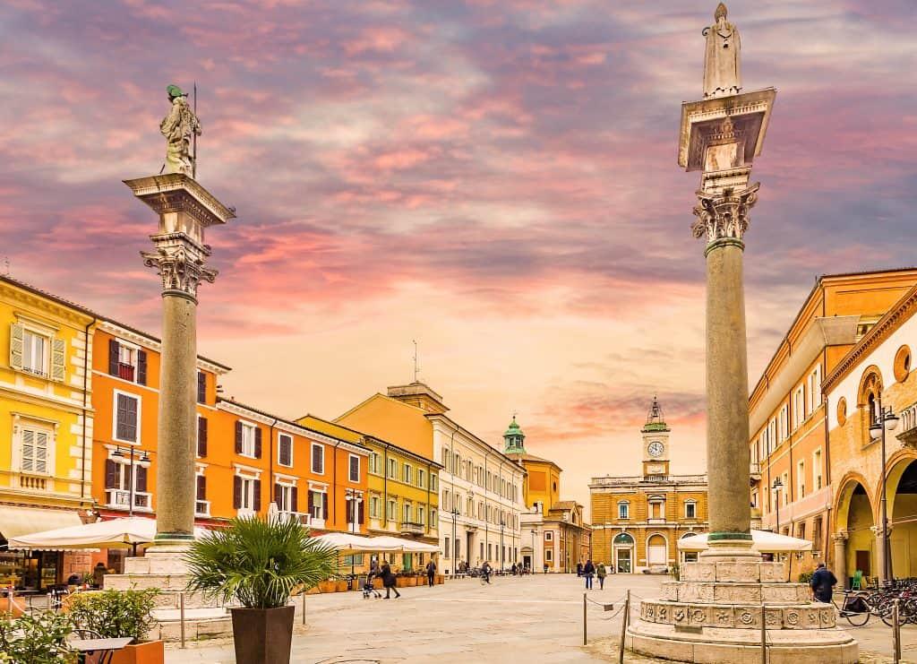 City of Ravenna, Italy