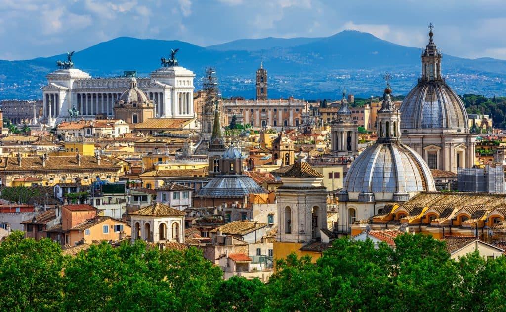 City of Rome, Italy