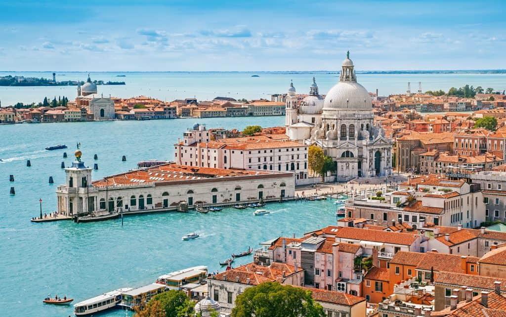 Cityscape of Venice, Venice, Italy