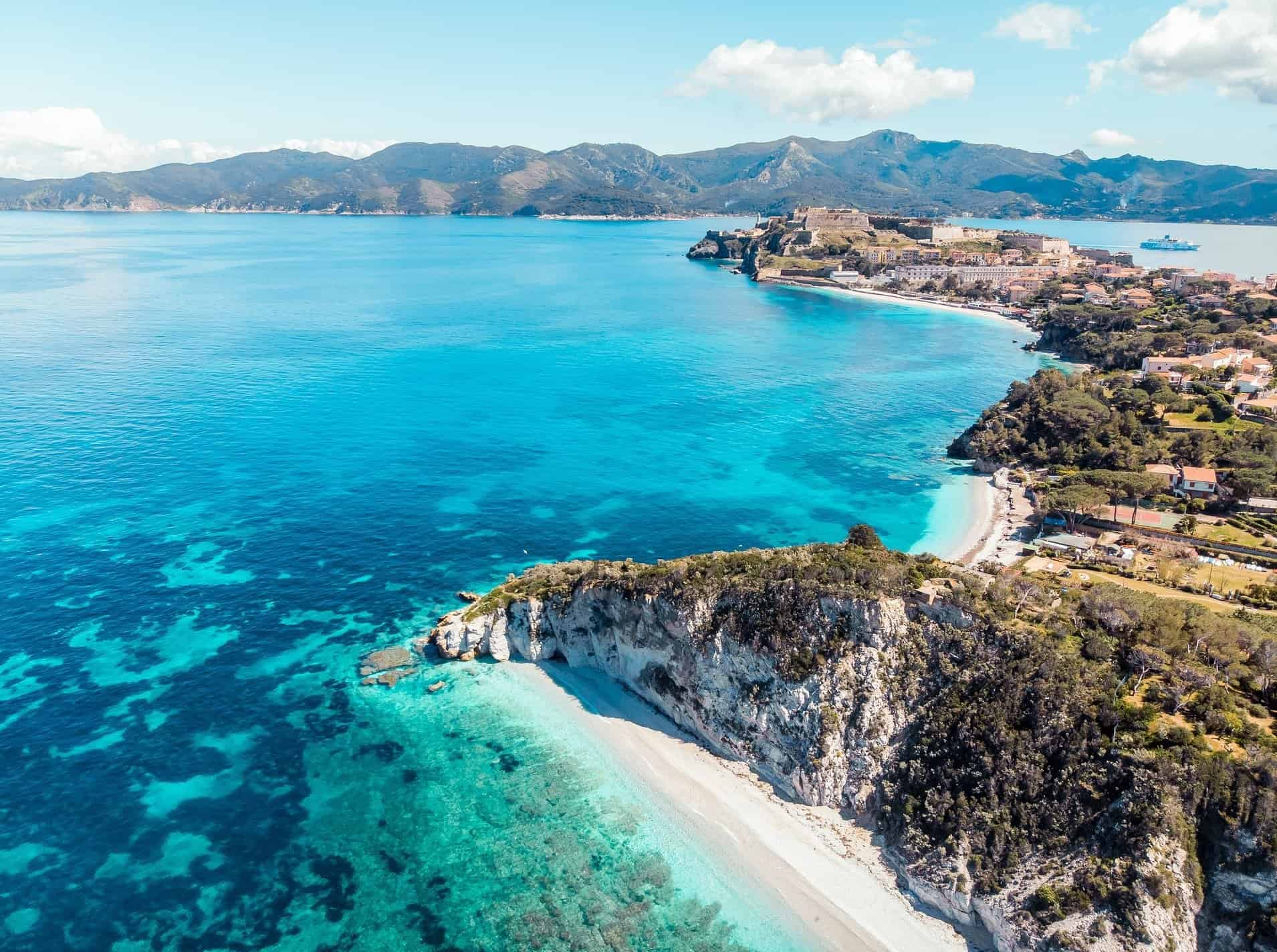 Best beaches Tuscany, Elba
