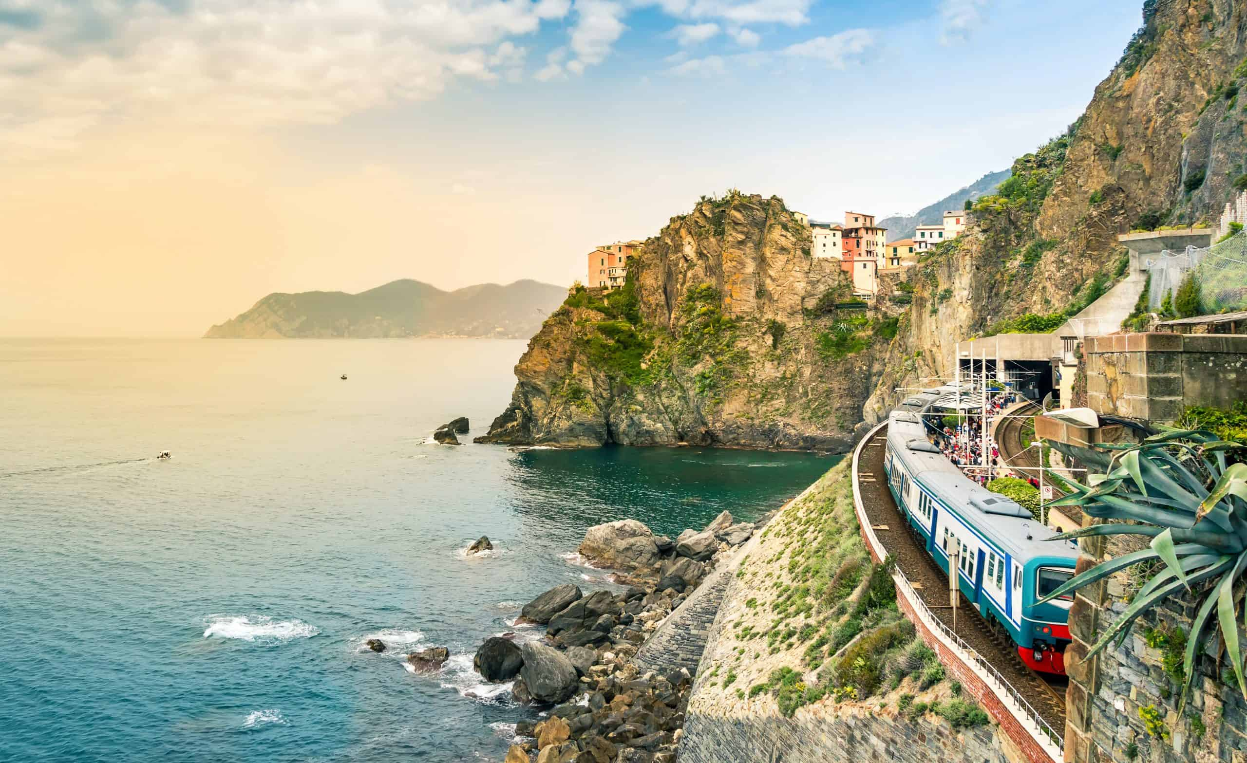 Getting from Florence to Cinque Terre by train