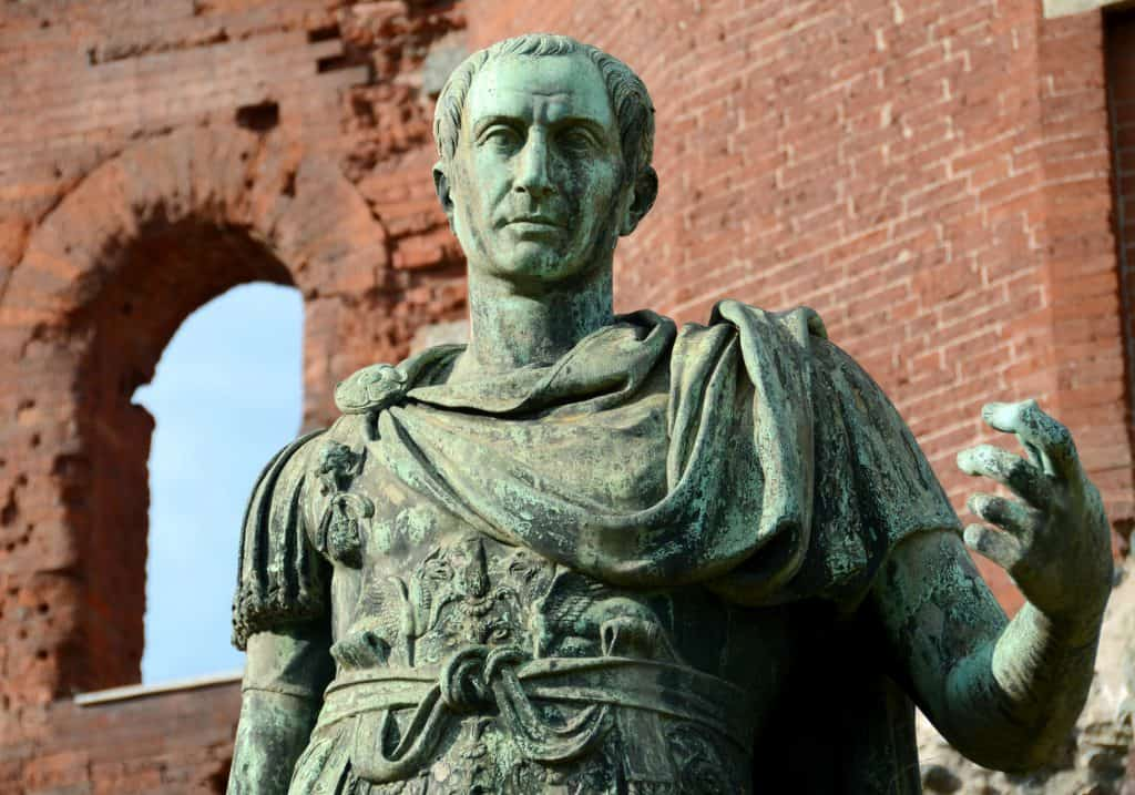 Julius Caesar revealed his Julian Calendar,January 1st is officially New Year's Day