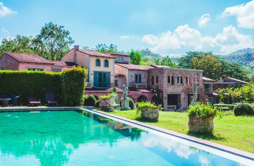 Luxury pool villa vacation home for rent, Tuscany, Italy