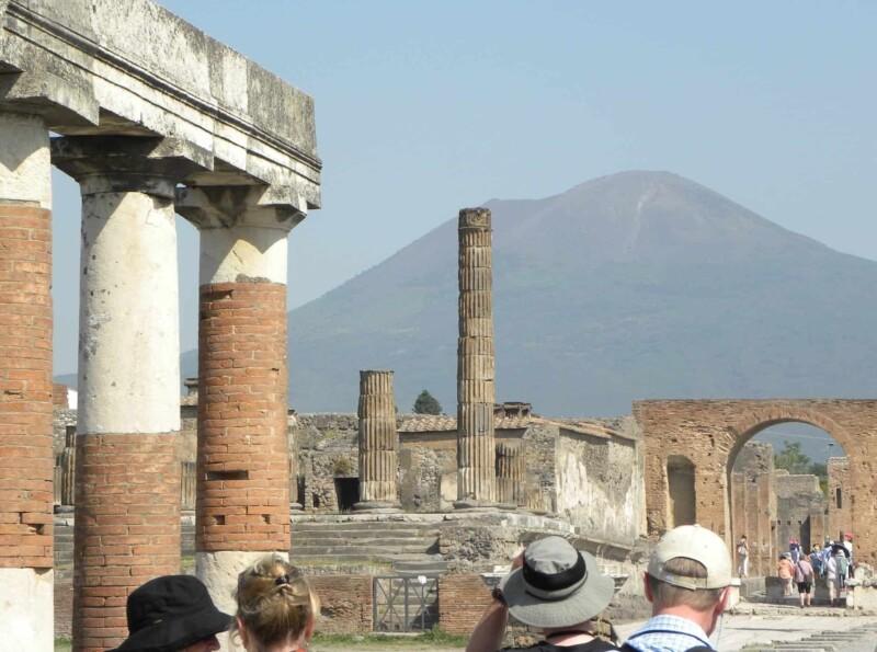 Pompeii Tour, day trip from Rome