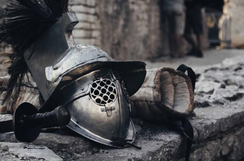 Roman Colosseum Gladiator secrets