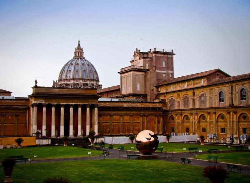 Vatican Museum tickets, Rome