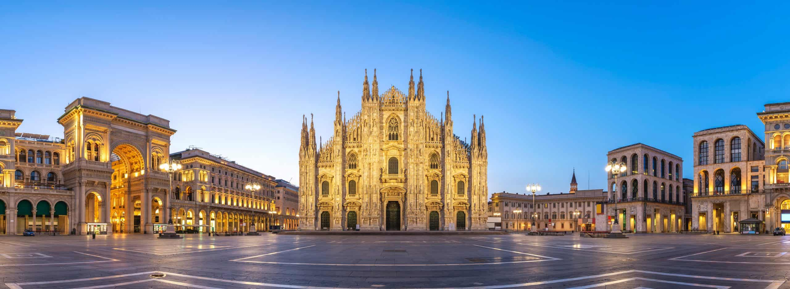 May in Milan Italy, springtime is one of the best time's of year to visit Milan