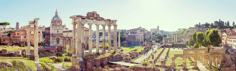 Roman Forum, Best ancient roman ruins