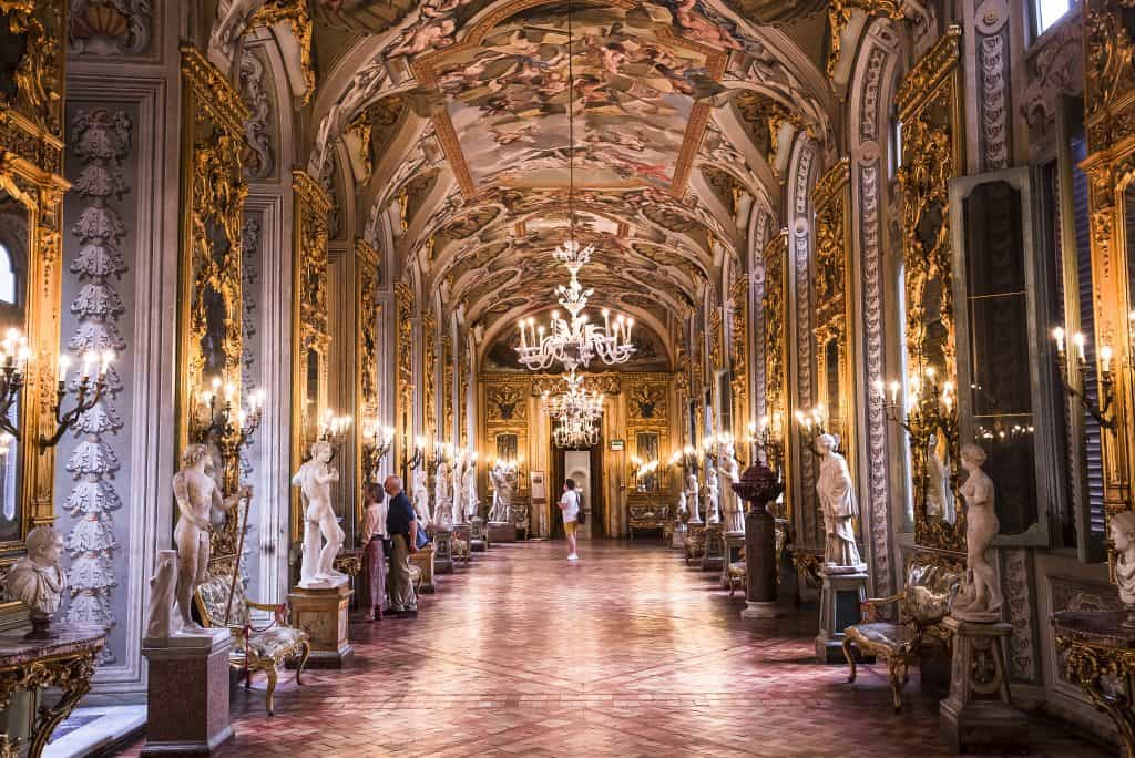 The Doria Pamphilj Gallery, Rome, Italy